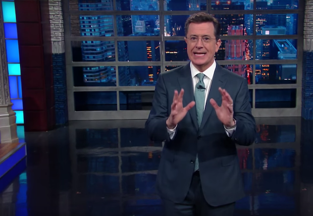 Stephen Colbert Weighs In On Led Zeppelin Trial: