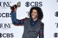 Clipping.&#8217;s Daveed Diggs Wins A Tony For <em>Hamilton</em> Role