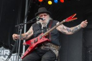 Outlaw Country Star David Allan Coe Sentenced For Tax Evasion