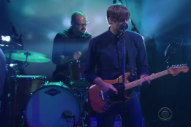 Watch Death Cab For Cutie Perform &#8220;No Room In Frame&#8221; On <em>Colbert</em>