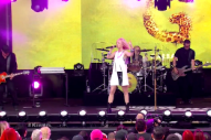 Watch Garbage Perform &#8220;Empty&#8221; and &#8220;Push It&#8221; On <em>Kimmel</em>