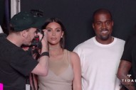 "Kanye West Unveils ""Famous"" Video Depicting Naked Taylor Swift, Donald Trump, Bill Cosby, Caitlyn Jenner, & Others Celebs In Bed With Him"
