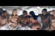 "Kanye West Explains His Shocking ""Famous"" Video: ""Matthew Barney Is My Jesus"""