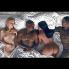 Kanye Video Depicts Swift, Trump, Cosby Nude In Bed