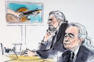 "Jimmy Page, Robert Plant Appear In Court For ""Stairway To Heaven"" Trial Jury Selection"