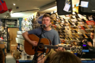Watch Pinegrove's Evan Stephens Hall Play Two New Songs At UK In-Store