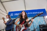 """Stereogum Sessions At Firefly 2016: Quilt Play """"Hissing My Plea"""""""