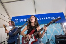 Stereogum Sessions At Firefly 2016: Quilt Play