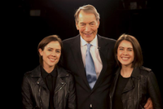 Watch Tegan And Sara Talk And Perform On <em>Charlie Rose</em>