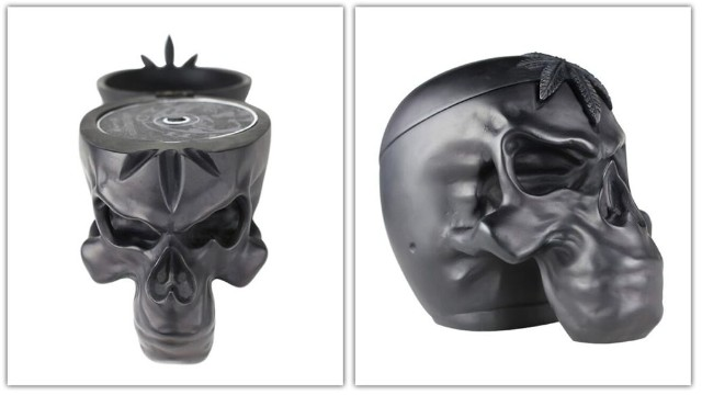 Check Out The <em>Cypress Hill</em> 25th Anniversary CD That Comes Inside A Resin Skull