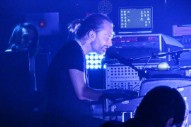 "Watch Radiohead Play ""Let Down"" For The First Time In 10 Years"
