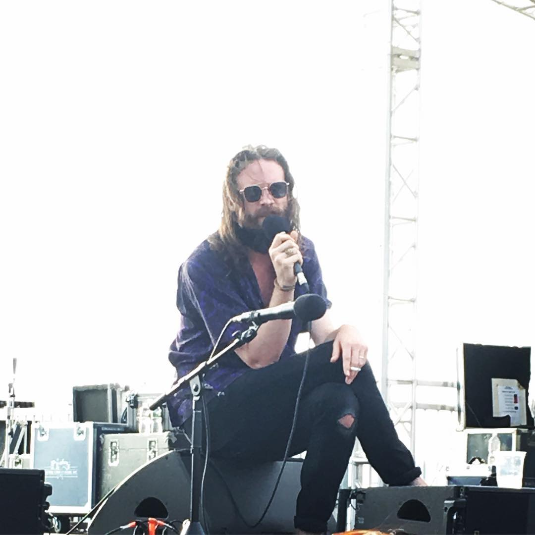 "Fed Up Father John Misty Rants To XPN Fest: ""Entertainment Is ..."