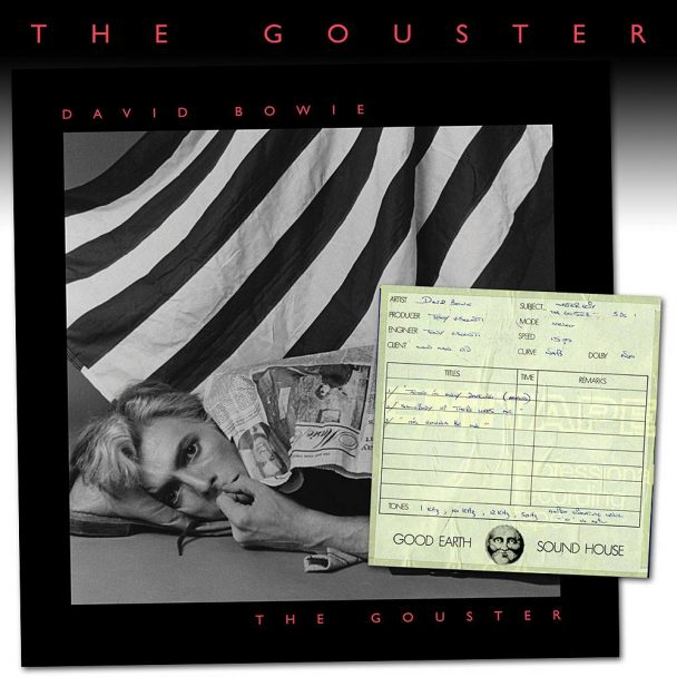 Unreleased David Bowie Album The Gouster Included In New Box Set