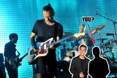 Charity Auction Offers VIP Trip To Radiohead Concert With Edward Norton