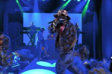 ASAP Mob on The Tonight Show