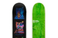 Animal Collective Get Their Own Skateboards