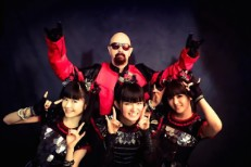 Babymetal and Rob Halford