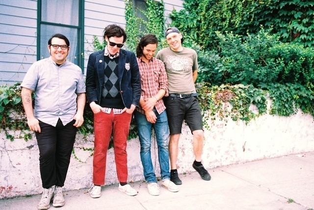 Drummer JP Flexner Leaves Beach Slang