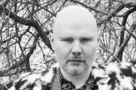 Billy Corgan Finishes New Solo Album, Starts New Band, Hints At Smashing Pumpkins Original Lineup Reunion