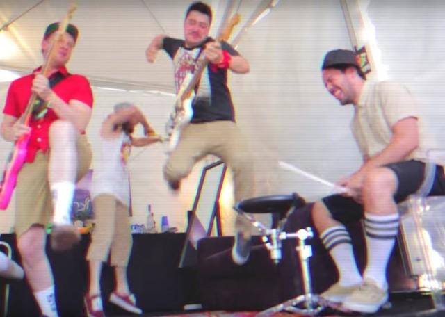 Blink-182 - Brohemian Rhapsody video