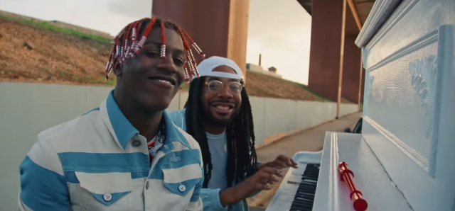 """D R A M  – """"Broccoli"""" (Feat  Lil Yachty) Video - Stereogum"""