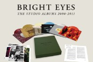 Bright Eyes Announces <em>The Studio Albums 2000-2011</em> Box Set