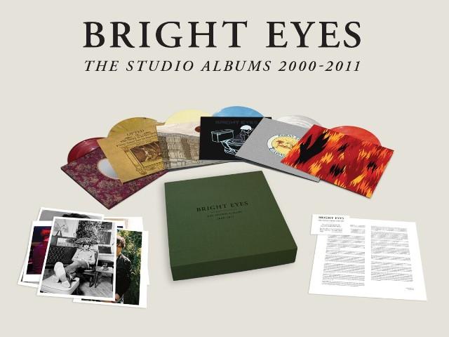 Bright Eyes Announces <em>The Studio Albums 2000-2011</em> Box Set