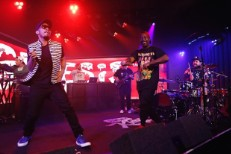 Domo Genesis and Anderson .Paak on Kimmel