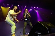 Watch Drake & Future Perform Together At Summer Sixteen Tour Opener In Austin
