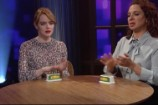 """Watch Emma Stone And Maya Rudolph Cover Robyn's """"Call Your Girlfriend"""" With Butter Tubs"""