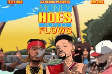 Fetty Wap & PNB Rock - Money, Hoes, And Flows Mixtape