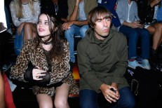 Sky Ferreira and Liam Gallagher