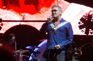 Morrissey Announces Fall Tour