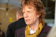 72-Year-Old Mick Jagger Is Gonna Be A Dad Again