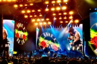 30 People Arrested At Guns N' Roses Show In New Jersey