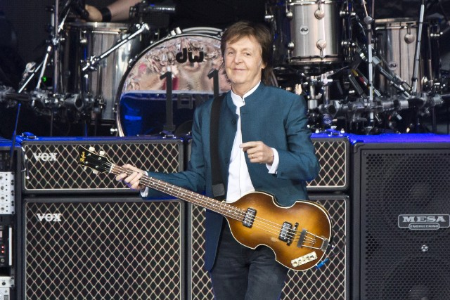 Paul Is Alive 10 Quick Thoughts Upon Seeing McCartney With My