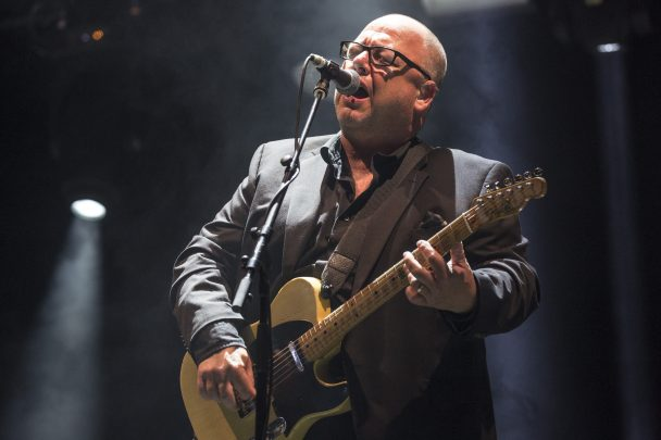 """Watch Pixies Debut New Songs """"Baal's Back,"""" """"Classic Masher,"""" and """"Head Carrier"""" At NOS Alive!"""