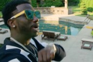 "Gucci Mane – ""Waybach"" Video"