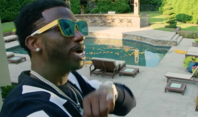 "61b3a288f48 Gucci Mane – ""Waybach"" Video - Stereogum"