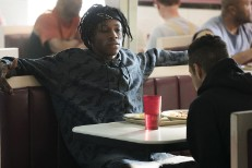 Joey Bada$$ as Leon on Mr. Robot