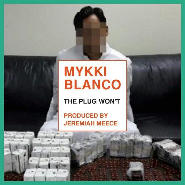 Mykki Blanco -