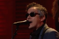 M Ward on Conan