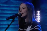 Watch Margaret Glaspy Make Her TV Debut On <em>Conan</em>