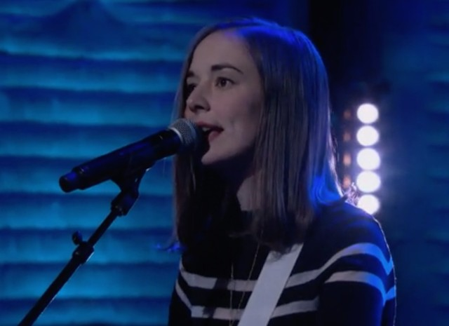 Margaret Glaspy on Conan