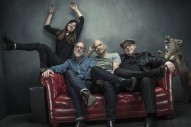 Pixies Announce New Album <em>Head Carrier</em>; Stream &#8220;Um Chagga Lagga&#8221;