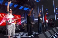 Watch Prophets Of Rage Make Their TV Debut On <em>Kimmel</em>