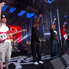 Watch Prophets Of Rage Make Their TV Debut On Kimmel
