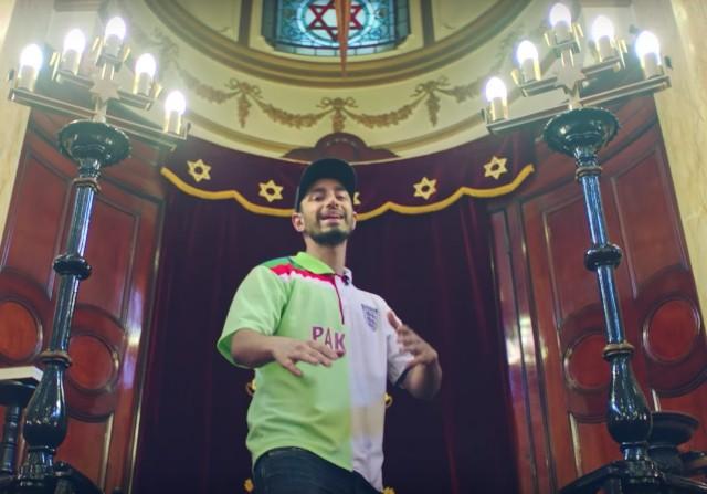 Riz MC - Englistan video