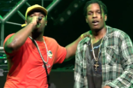 Watch A$AP Ferg Bring Out A$AP Rocky, Young Thug, Tyler, The Creator, & Schoolboy Q At WOO HAH! Fest