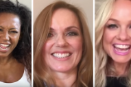 "The Spice Girls' ""Wannabe"" Turns 20 Today And Three Of Them Want To Celebrate"